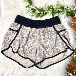 Lululemon | Animal Cheetah Print Hotty Hot Shorts